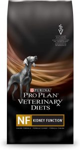 Purina Veterinary Canine NF Kidney Function Dry Dog Food, 6 Lb