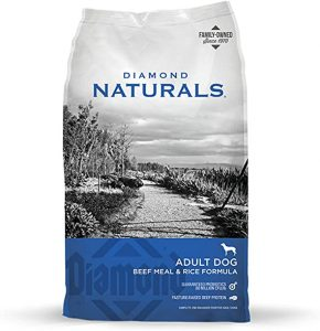 Diamond Naturals Real Meat Recipe Premium Dry Dog Food