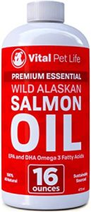 Vital Pet Life Salmon Oil