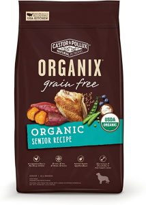 Castor & Pollux Organix Grain Free