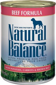 Low Sodium Canned Dog Food