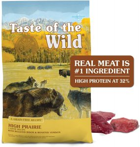 Taste of the Wild High Protein Real Meat Recipe Premium Dry Dog Food