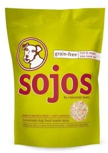 SOJOS Grain-Free Ready-to-Mix Dog Food