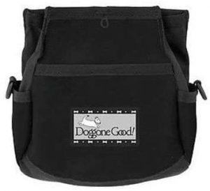 Doggone Good Rapid Rewards Deluxe Dog Training Bag