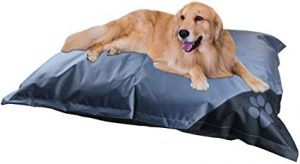 CnA Stores - Waterproof Pet Bed for Dogs - Non-Slip Fabric - Easy Care Wipe Clean Cover