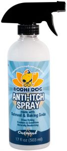 Bodhi Dog Anti Itch Oatmeal Spray for Dogs