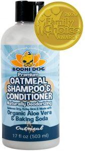 Bodhi Dog Oatmeal Shampoo