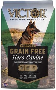 Victor Hero Canine Grain Free Dry Dog Food