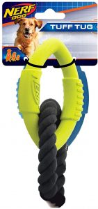 Nerf Dog 3-Ring Tug