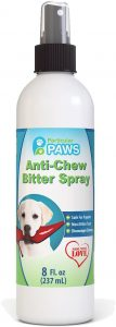 Particular Paws Anti-Chew Bitter Spray for Dogs
