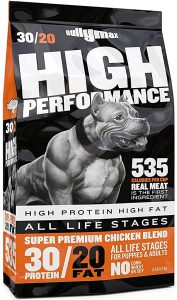 Bully Max High Performance Dog Food