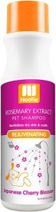 Nootie Japanese Cherry Blossom Rejuvenating with Rosemary Extract Pet Shampoo