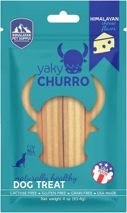 yakyChurro Himalaya Cheese Treats