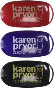 Karen Pryor i-Click Dog Training Clicker