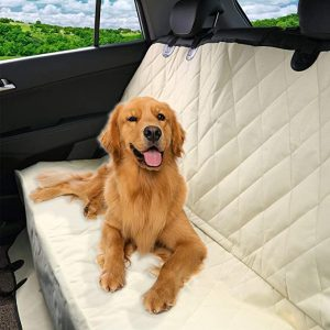 Pet Magasin Luxury Pet Car Seat Cover