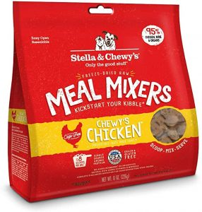 Stella & Chewy's Freeze Dried Raw Meal Mixers