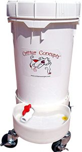 Large Dog Water Dispenser 6.5 Gallons by Critter Concepts