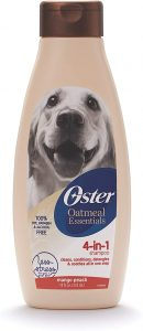 Oster Oatmeal Naturals 4-in-1 Shampoo