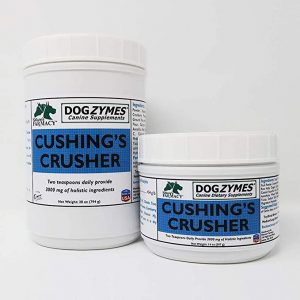 Dogzymes Cushing's Crusher