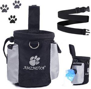 AMZNOVA Dog Treat Bag