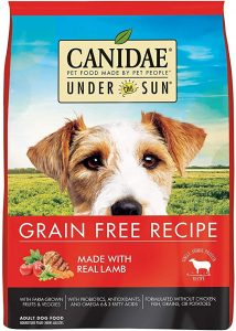 CANIDAE Under The Sun Grain-Free Dry Dog Food for Puppies, Adults & Seniors