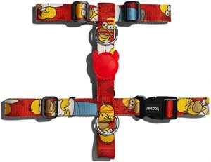 ZEE.DOG The Simpsons Dog H-Harness