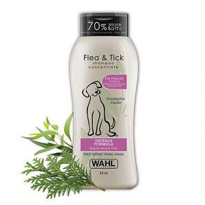 Wahl's Flea and Tick Shampoo