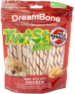 DreamBone Twist Sticks