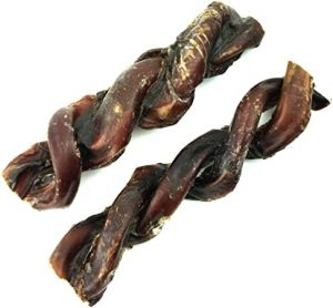 Peppy Pooch Braided Bully Sticks
