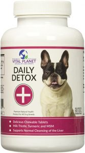 Vital Planet Daily Detox for Dogs