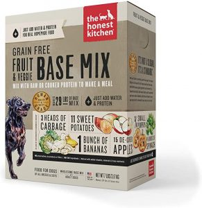 Honest Kitchen Human Grade Dehydrated Base Mix