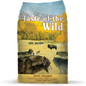 Taste of the Wild Grain Free High Protein Dry Dog Food