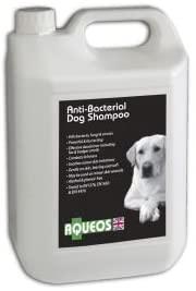 Aqueos Anti-Bacterial Dog Shampoo 5L