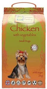 Green Pantry Chicken with Sweet Potato & Cranberry (All Life Stages) (2kg)