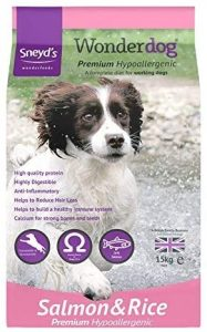 Sneyd's Wonderdog Premium Complete Hypoallergenic Salmon & Rice With Joint Care 15kg