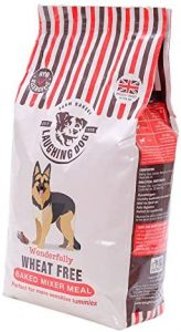 Laughing Dog - Wheat Free Dry Dog Food Mixer Meal,Naturally Baked Dry Dog Food with No Artificial Colours, Flavours or Preservatives, 10kg