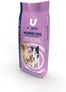 Bluegrass Working Dog Nuggets, 22% Protein, 15KG