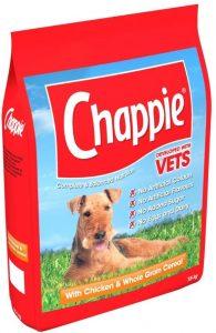 Chappie Dog Food Complete Chicken & Wholegrain 15kg