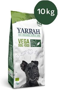 Yarrah Organic Dog Food Dry 10 kg – Vegetarian