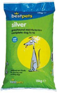 Bestpets Silver Greyhound Dog Food 15kg