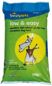 Bestpets Low And Easy Sensitive Adult Dog Food - 15kg