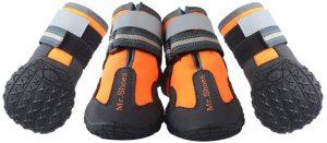 MR-Babula Dog Shoes, Outdoor Mountaineering Waterproof