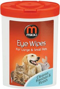 Mikki Small Eye Wipes