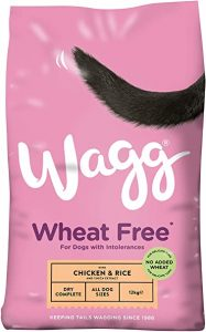 Wagg Complete Sensitive Wheat Free Chicken and Rice Dog Food, 12 kg