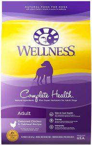 Wellness Complete Health Chicken & Oatmeal Recipe