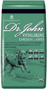 Dr John Hypoallergenic Chicken (15kg)