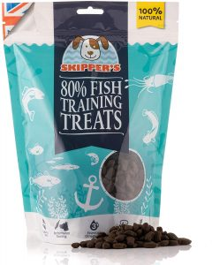 SKIPPER'S Training Treats for Dogs & Puppies