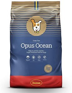 Husse Dry Dog Food 12kg Salmon & Potato Grain Free Opus Ocean Super Premium