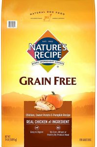Nature's Recipe Grain-Free Easy to Digest Dry Dog Food (Copy)