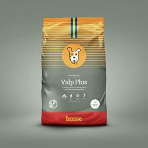 Husse Valp Super Premium Dry Dog Food for Puppies & Nursing Bitches (7kg)